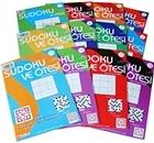 Sudoku ve Ötesi 1 - 12