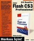 24 Saatte Adobe Flash CS3 Professional