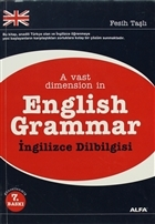 A Vast Dimension in English Gramer / İngilizce Dilbilgisi