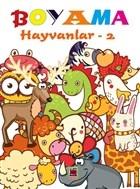 Boyama - Hayvanlar 2