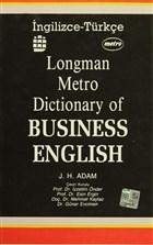 Logman Metro Dictionary of Business English  İngilizce - Türkçe Sözlük
