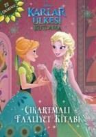 Disney Karlar Ülkesi Kutlama Çıkartmalı Faaliyet Kitabı