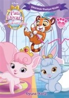 Disney Sevimli Saraylılar Oyuna Katıl Çıkartmalı Faaliyet Kitabı