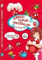 Kırmızı Topun Maceraları (10 Kitap Takım)