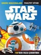Disney Star Wars - Droid Maceraları Faaliyet Kitabı