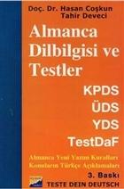 Almanca Dilbilgisi ve Testler KPDS ÜDS YDS TestDaf