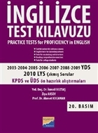 İngilizce Test Kılavuzu - Practice Tests for Proficiency in English