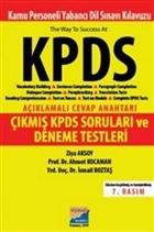Kamu Personeli Yabancı Dil Sınavı Kılavuzu / The Way to Success at KPDS