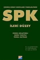 SPK İleri Düzey Çıkmış Sınav Soruları Paralelinde