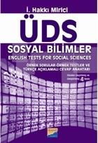 ÜDS Sosyal Bilimler - English Tests For Social Sciences