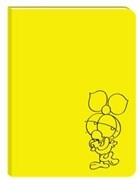 Limon İle Zeytin - Defter Sarı