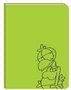 Limon İle Zeytin - Defter Yeşil
