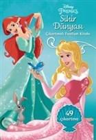Disney Prenses Sihir Dünyası Çıkartmalı Faaliyet Kitabı