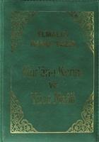 Kur'an-ı Kerim ve Yüce Meali (Kılıflı Büyük Cep Boy)