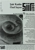 Şiirden İki Aylık Şiir Dergisi Sayı: 16