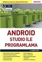 Android Studio ile Programlama
