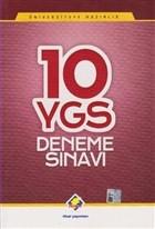 10 YGS Deneme Sınavı