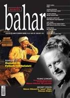 Berfin Bahar Aylık Kültür Sanat ve Edebiyat Dergisi Sayı: 227 Ocak 2017