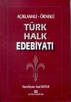 Açıklamalı - Örnekli Türk Halk Edebiyatı
