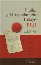 İngiliz Yıllık Raporlarında Türkiye - 1921