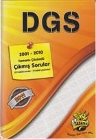 DGS  2001 - 2010 Tamamı Çözümlü Çıkmış Sorular