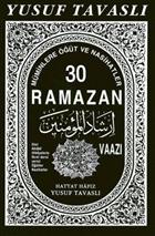 30 Ramazan Vaazı (B09)