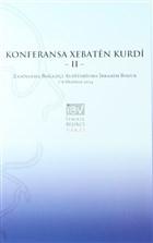 Konferansa Xebaten Kurdi 2 - Kürt Çalışmaları Konferannsı 2