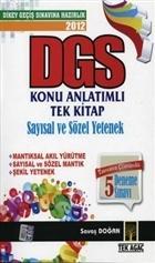 DGS Dikey Geçiş Sınavına Hazırlık Konu Anlatımlı Tek Kitap 2012