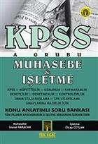 KPSS A Grubu Muhasebe-İşletme Konu Anlatımlı Soru Bankası