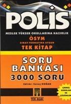 Polis Meslek Yüksekokullarına Hazırlık Soru Bankası 3000 Soru