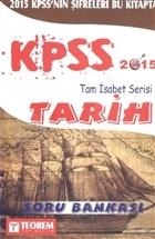 KPSS Tam İsabet Tarih Soru Bankası 2015