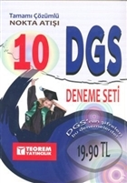 DGS 10 Deneme Seti