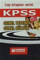 KPSS Genel Yetenek Genel Kültür Cep Kitapları Serisi