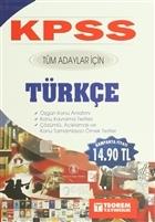 KPSS Tüm Adaylar İçin Türkçe