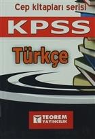 KPSS Türkçe Cep Kitapları Serisi