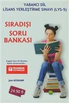 Sıradışı Soru Bankası - Yabancı Dil Lisans Yerleştirme Sınavı (LYS-5)