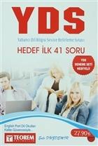 YDS Hedef İlk 41 Soru (YDS Deneme Hediyeli)