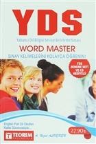 YDS Word Master Soru Bankası (Cd ve YDS Deneme Seti Hediyeli)