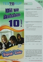 Test Grup 10. Sınıf Dil ve Anlatım Yaprak Testler