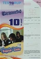 Test Grup 10. Sınıf Geometri Yaprak Testler