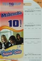 Test Grup 10. Sınıf Matematik Yaprak Testler