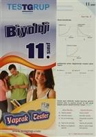 11. Sınıf Biyoloji Yaprak Testler