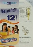 12. Sınıf Biyoloji Yaprak Testler