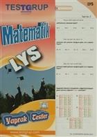 LYS Matematik Yaprak Testler