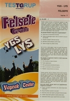 YGS - LYS Felsefe Grubu Yaprak Testler