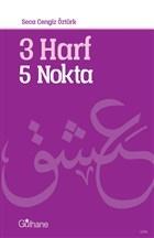 3 Harf 5 Nokta