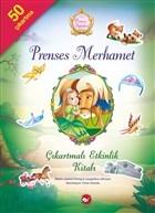 Prenses Öyküleri - Prenses Merhamet Çıkartmalı Etkinlik Kitabı