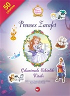 Prenses Öyküleri - Prenses Zarafet Çıkartmalı Etkinlik Kitabı