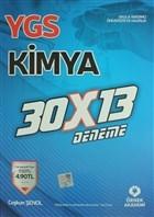 YGS Kimya 30x13 Deneme