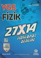 YGS Fizik 27x14 Fizikopat